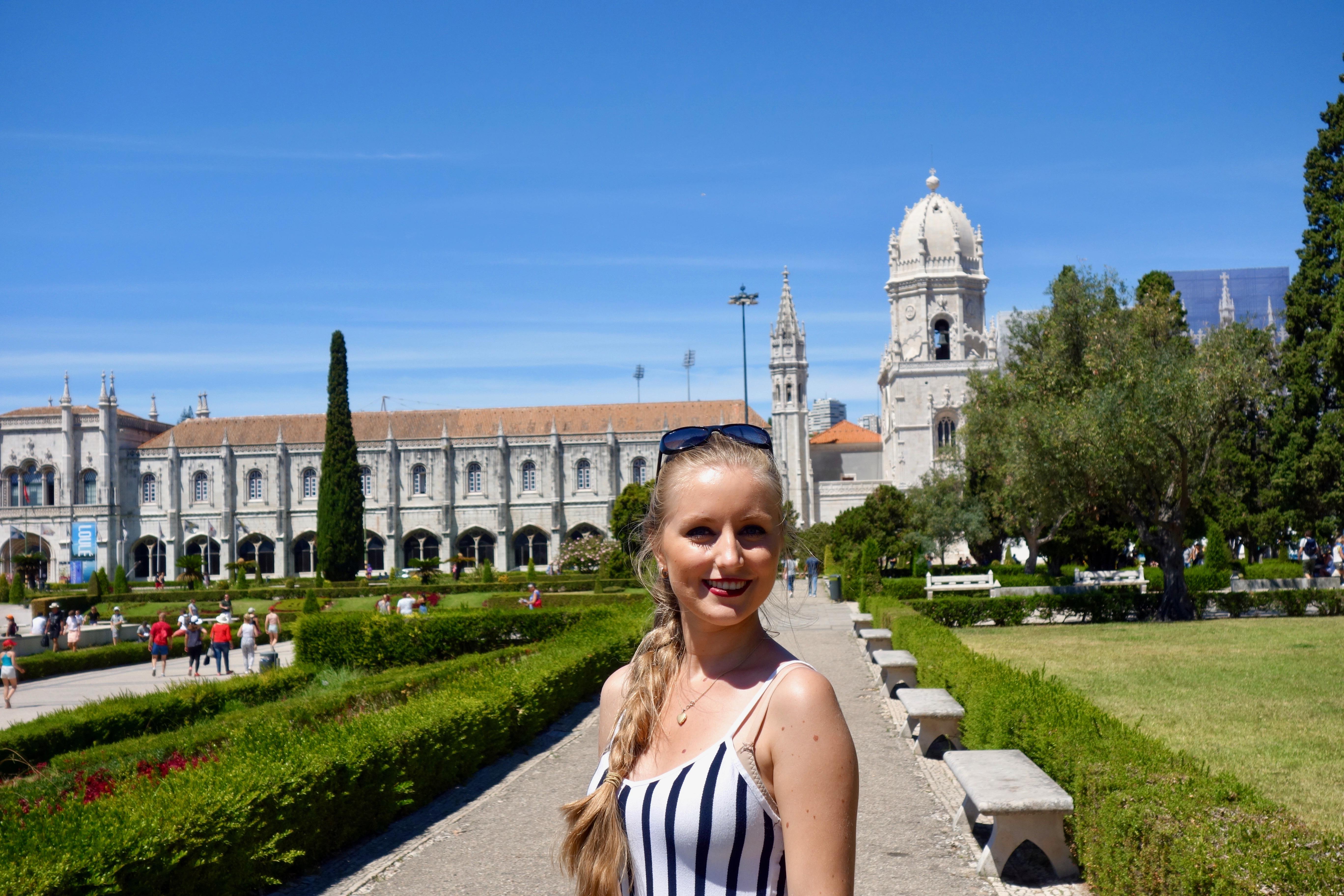 Lissabon : Hieronymus-Kloster