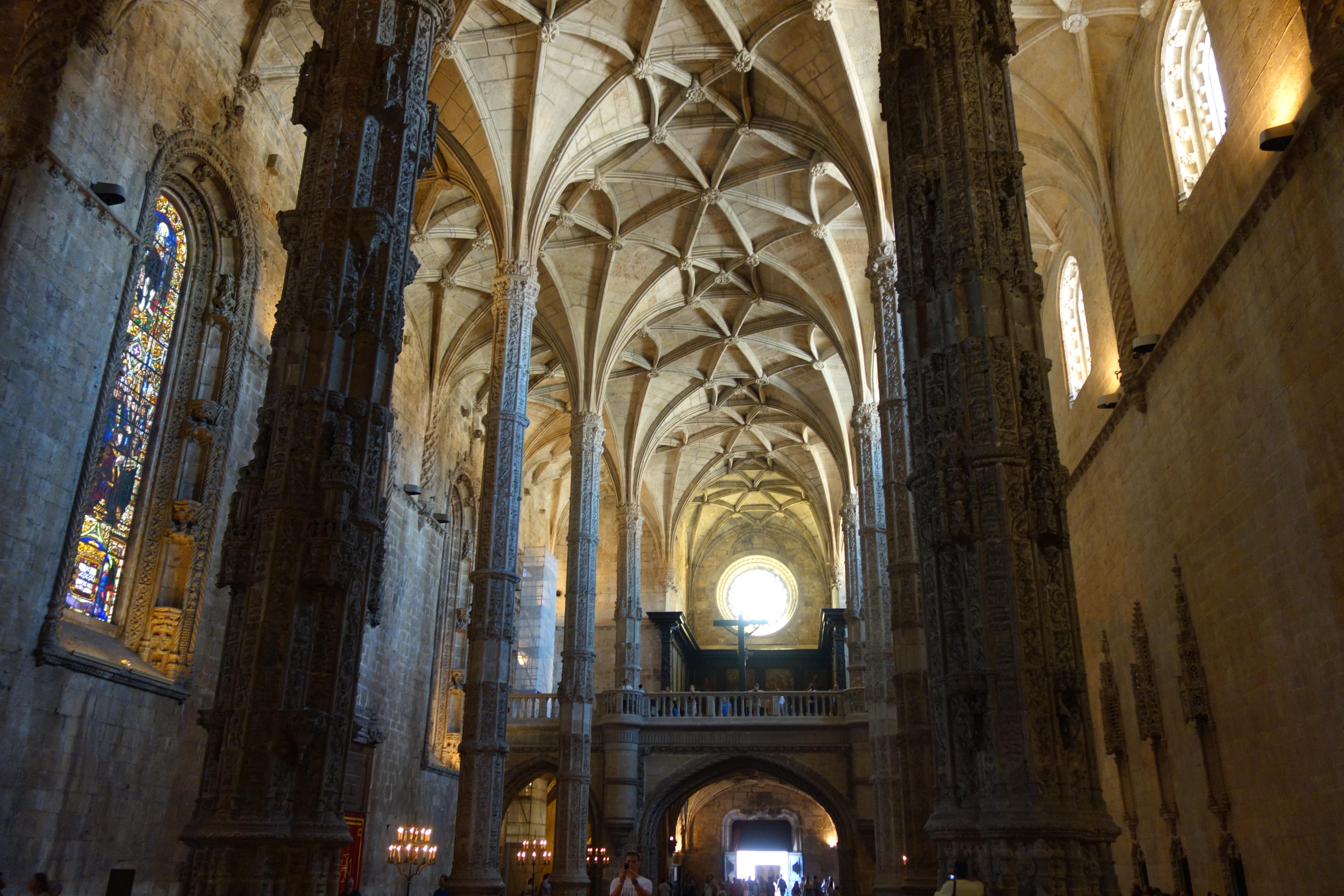 Lissabon : Hieronymus-Kloster (Kirche)