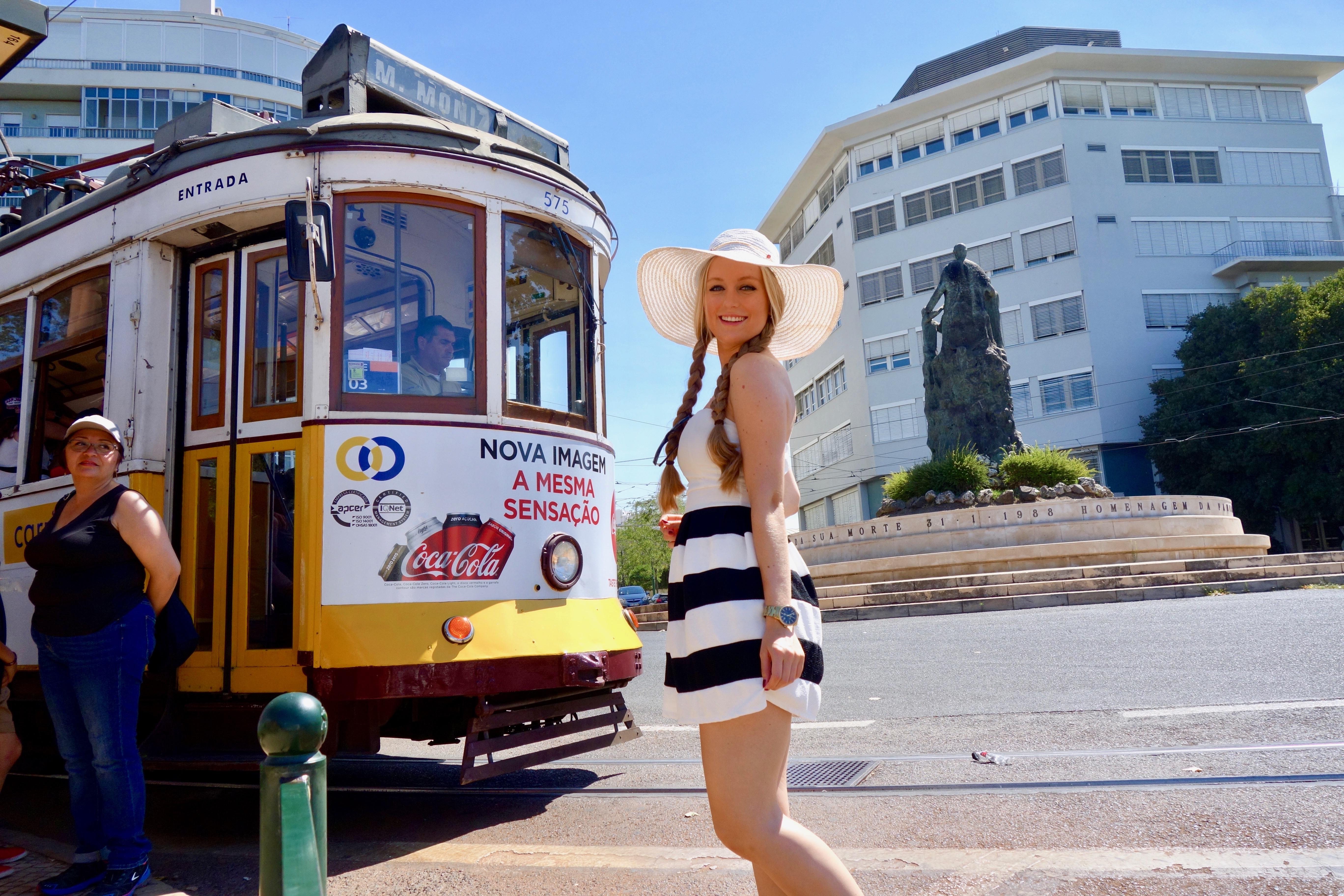 Lissabon : Tram 28E