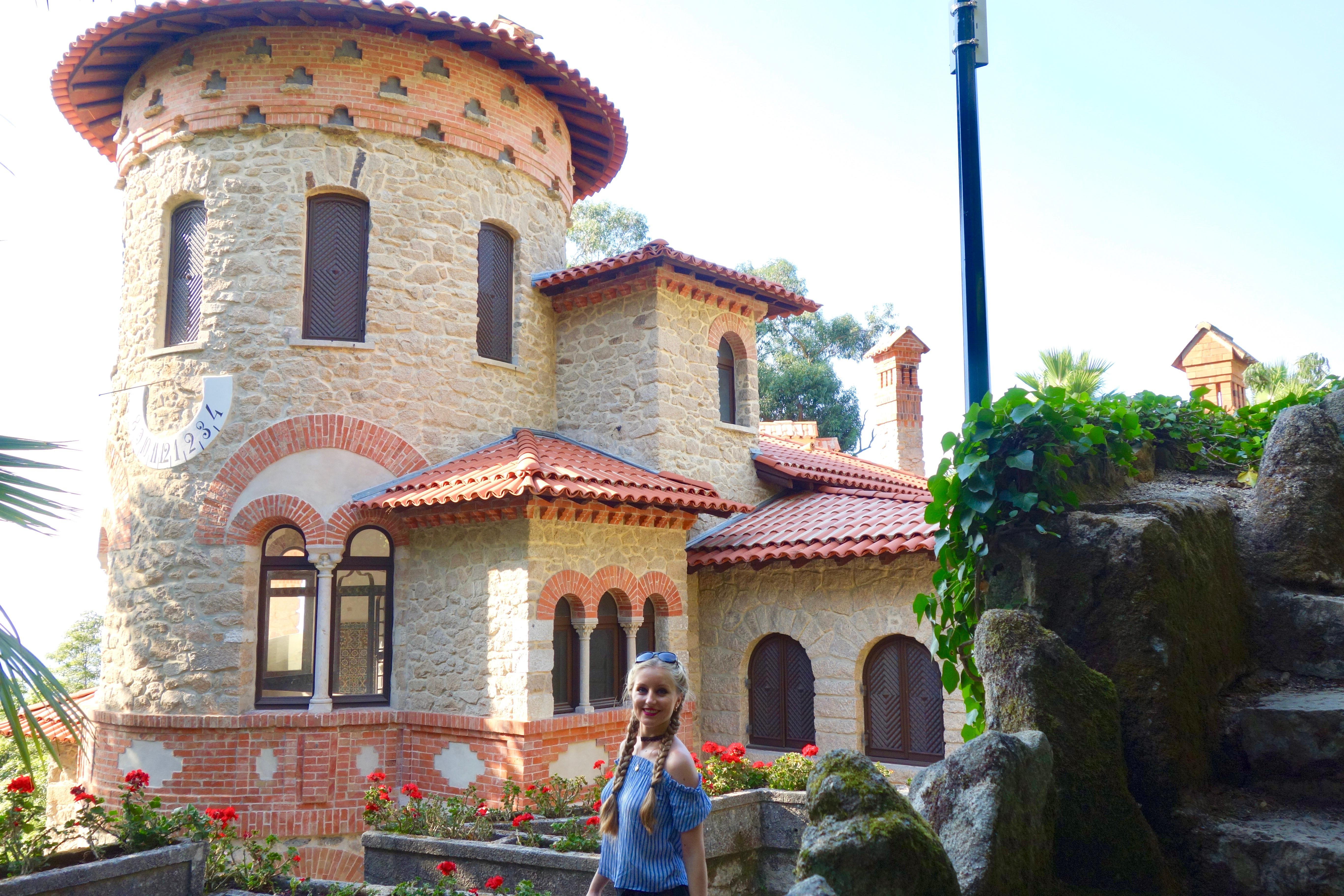 Sintra : Villa Sassetti