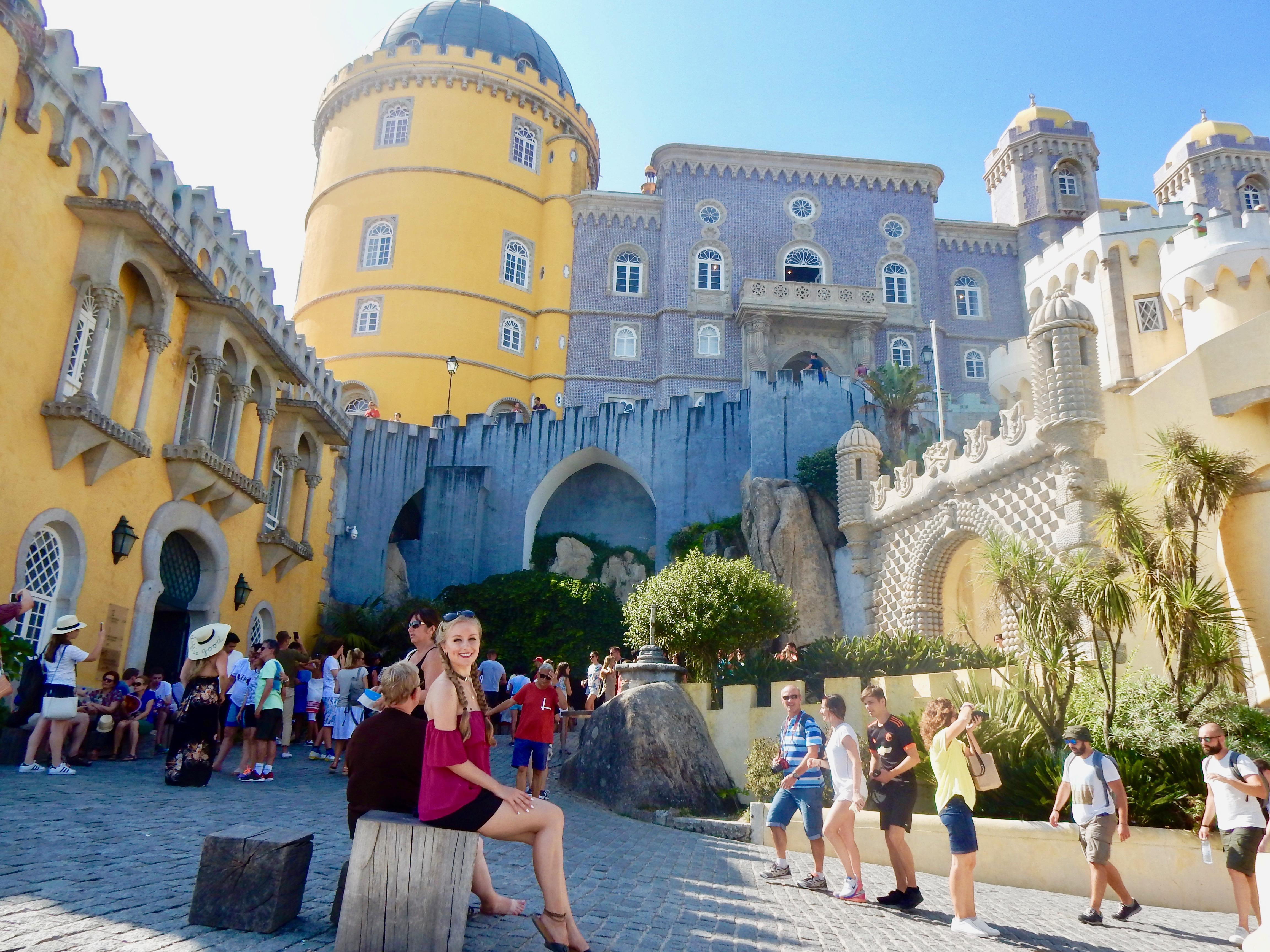 Sintra : Palácio da Pena (UNESCO Weltkulturerbe)
