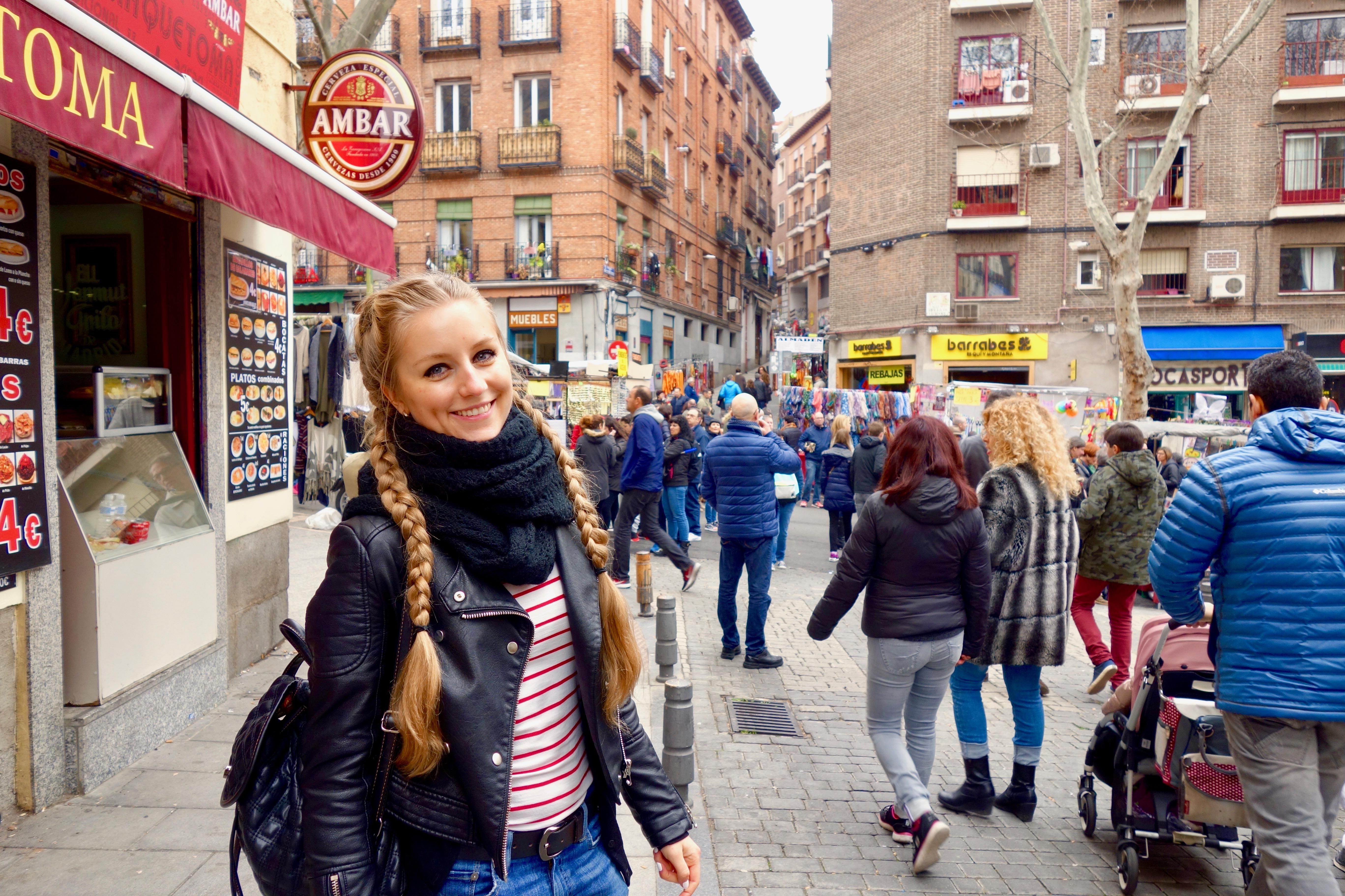 Madrid: El Rastro
