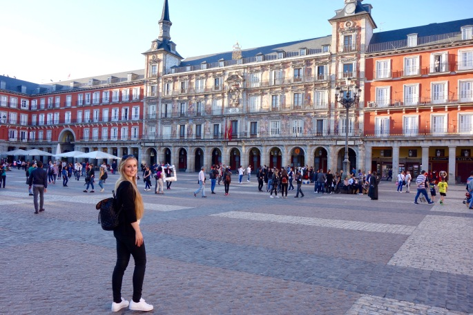 Madrid : Plaza Major