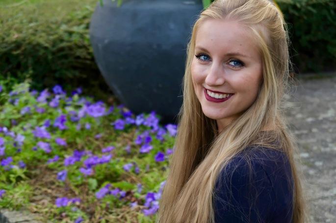 Enschede: ich im Volkspark